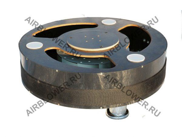 Вентилятор адаптирован для аэроменов высотой от 2 м до 4 м