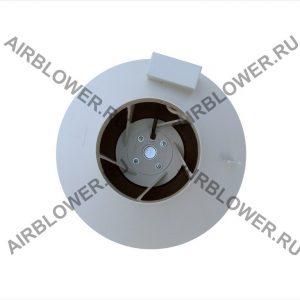 Вентилятор канальный круглый ВК 160 с конденсатором