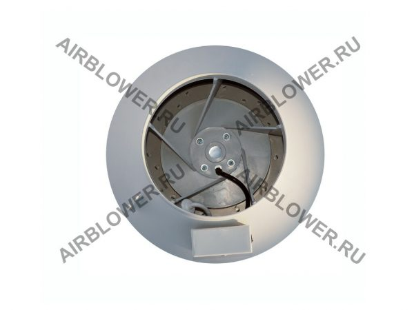 Вентилятор канальный круглый ВК 200 с конденсатором