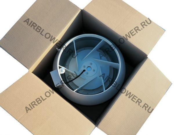 ВК 315 вентилятор канальный в упаковке