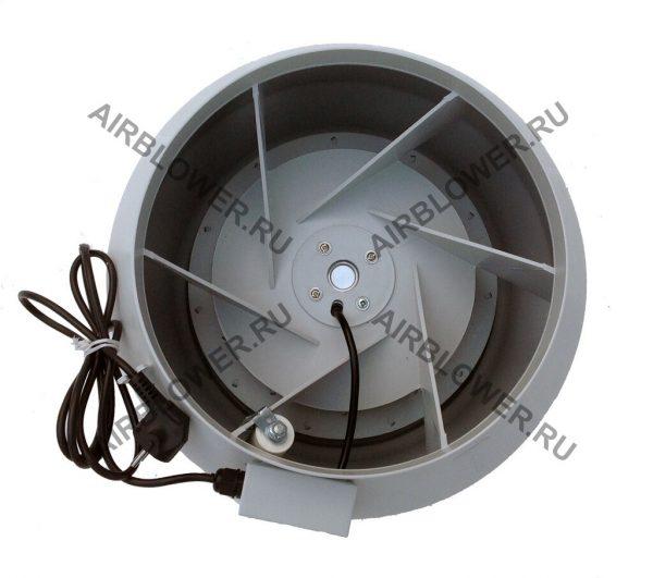 Вентилятор канальный круглы ВК 315 ЕС с вилкой