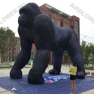 Надувная фигура обезьяны