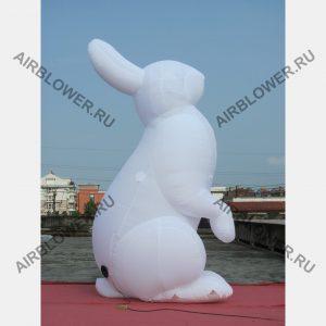 Лунный заяц надувная фигура на АВ-180Е