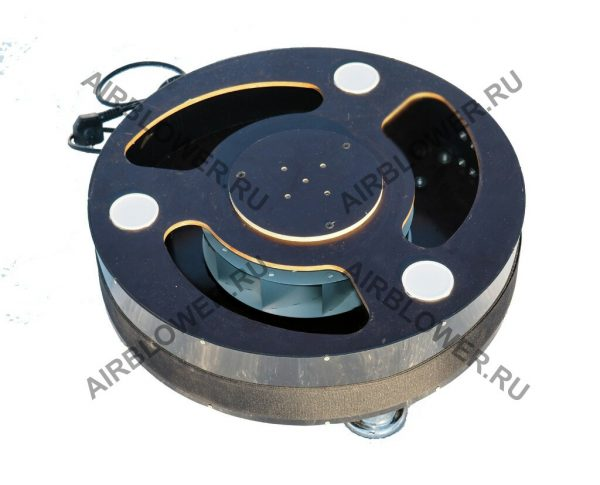 Универсальный вентилятор AB-150-ФП46-С27 для аэроменов от 2 до 4 метров