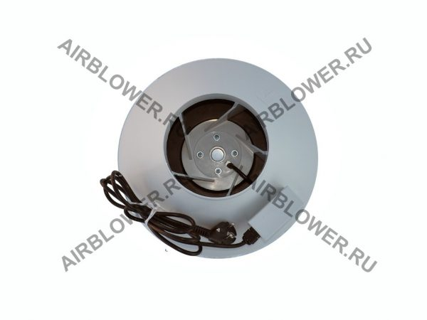 Вентилятор канальный круглый ВК 160 ЕС с конденсатором