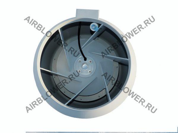 Вентилятор канальный круглый ВК 315 с конденсатором