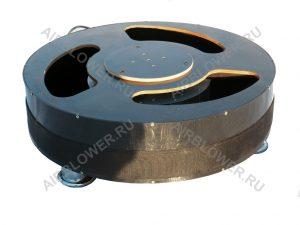 AB-150-ФП46 быстрое крепление надувной фигуры к корпусу вентилятора липучкой