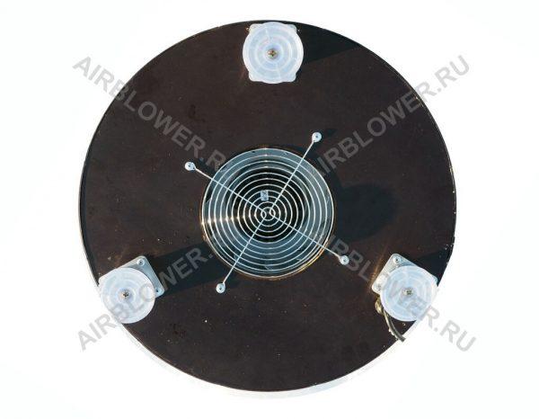Вентилятор АВ-150-ФП46 для надувных фигур. Вид снизу