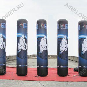Надувные колонны 5м