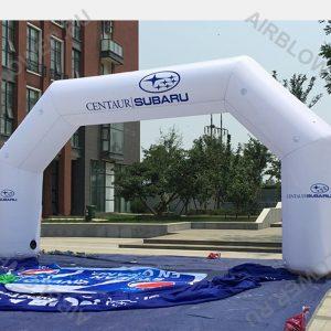 Надувная арка Subaru 10м
