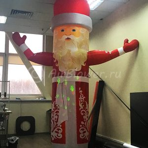 Зазывала Дед Мороз