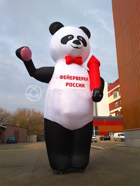 Зазывала Панда